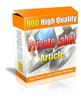 Thumbnail 900 High Quality PLR Articles!