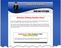 Thumbnail 5 PLR Website Templates