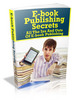 Thumbnail Ebook Publishing Secrets Comes with Master Resale!