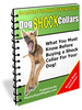 Thumbnail Dog Shock Collars with MRR!