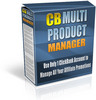 Thumbnail Clickbank Multi Product Manager With MRR!