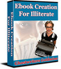Thumbnail Ebook Creation For Illiterate - Ghostwriters Goldmine
