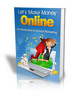 Thumbnail Lets Make Money Online PLR