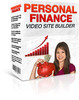 Personal Finance Video Site Builder With Mrr