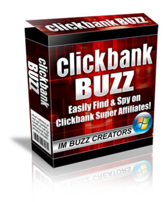 Product picture Clickbank Buzz With MRR!
