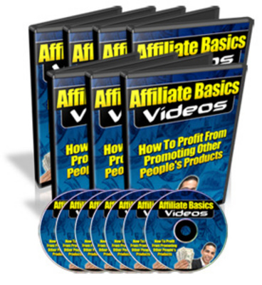 Product picture Affiliate Basics Video With MRR!