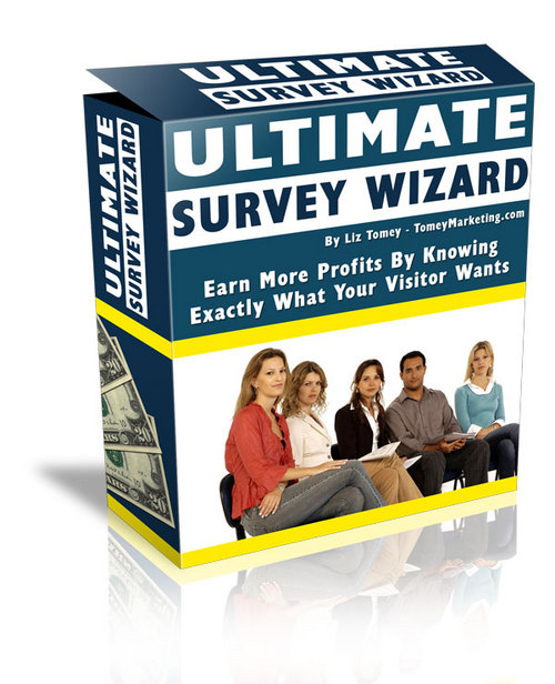 Product picture Ultimate Survey Wizard With MRR!