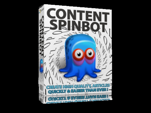 Product picture Content Spin Bot With MRR!