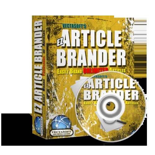 Product picture EZ Article Brander With MRR And Bonus!