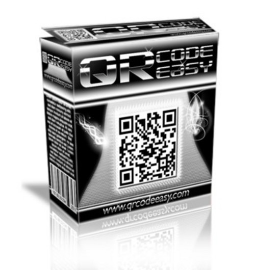 Product picture QR Code Easy With MRR!