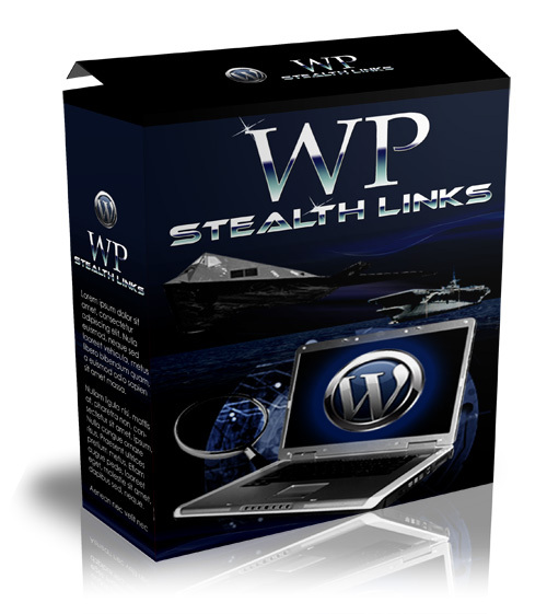 Product picture WP Stealth Links With MRR!