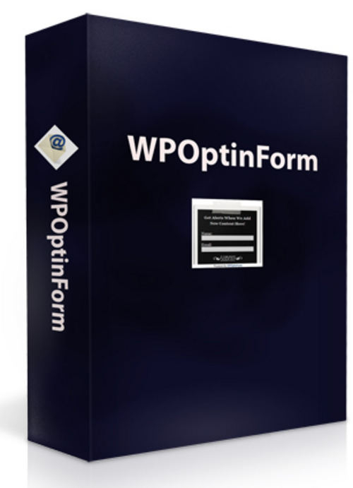 Product picture WPOptinForm With MRR!