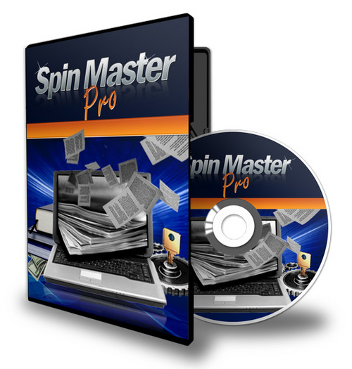 Product picture Spin Master Pro With MRR!