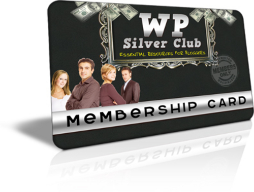 Product picture WP Silver Club With MRR!