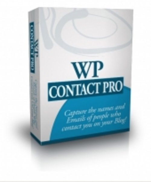 Product picture WP Contact Pro With MRR!