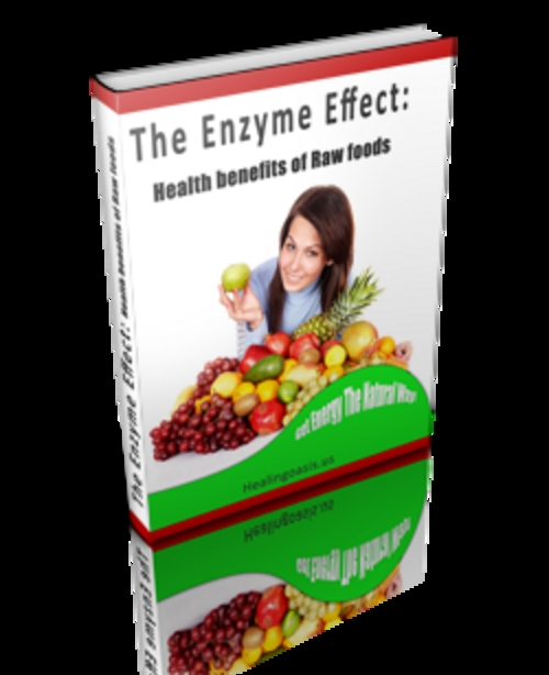Product picture The Enzyme Effect:Health Benefits Of Raw Food With PLR!