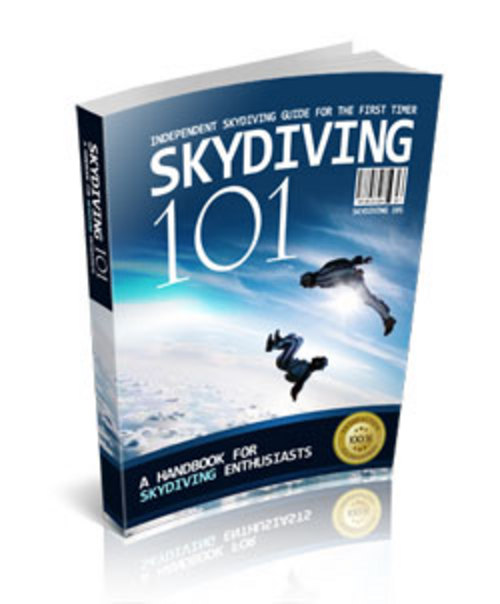 Product picture Skydiving 101 With PLR!