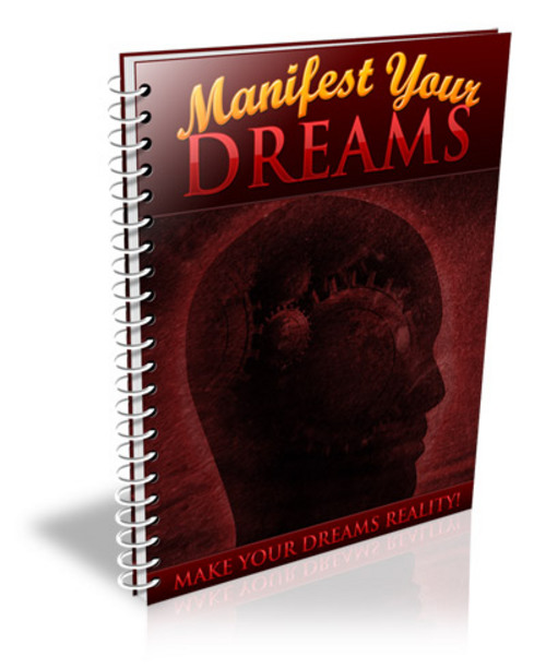 Product picture Manifest Your Dreams