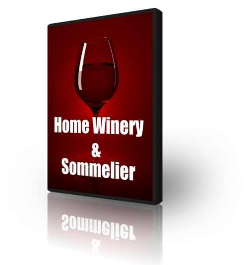 Product picture Home Winery And Sommelier With PLR!