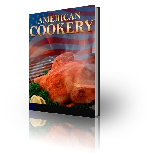 Product picture American Cookery With PLR!