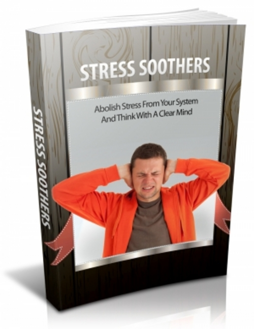 Product picture Stress Soothers With MRR!