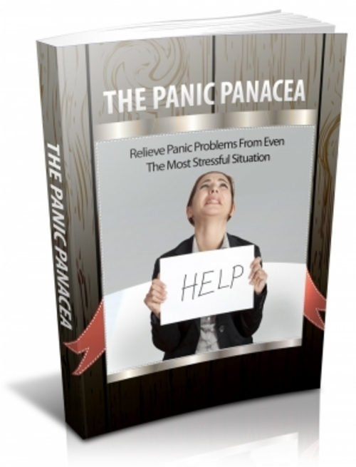 Product picture The Panic Panacea With MRR!