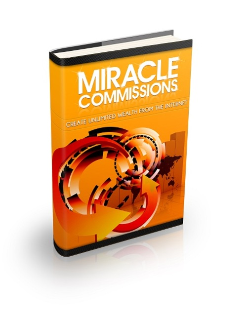 Product picture Miracle Commissions Comes with Master Resale