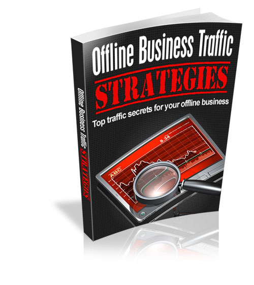 Product picture Offline Business Traffic Secrets