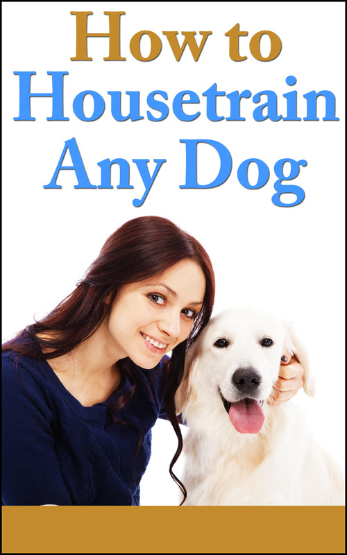 Product picture How To Housetrain Any Dog