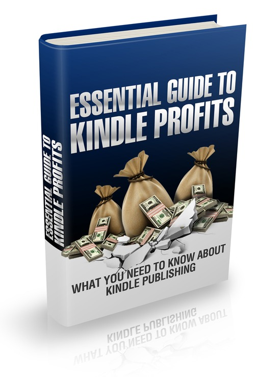Product picture Essential Guide To Kindle Profits With Mrr