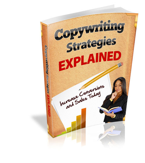 Product picture Copywriting Strategies Explained Comes with Master Resale
