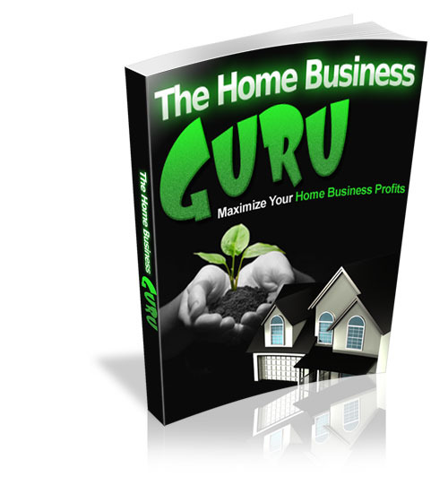 Product picture The Home Business Guru Comes with Master Resale
