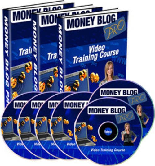 Product picture Money Blog Pro Comes with Master Resale