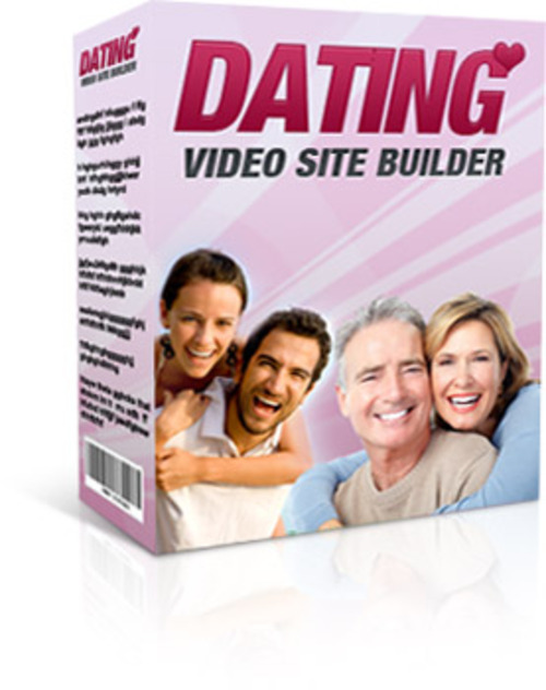 Product picture Dating Video Site Builder Comes with Master Resale