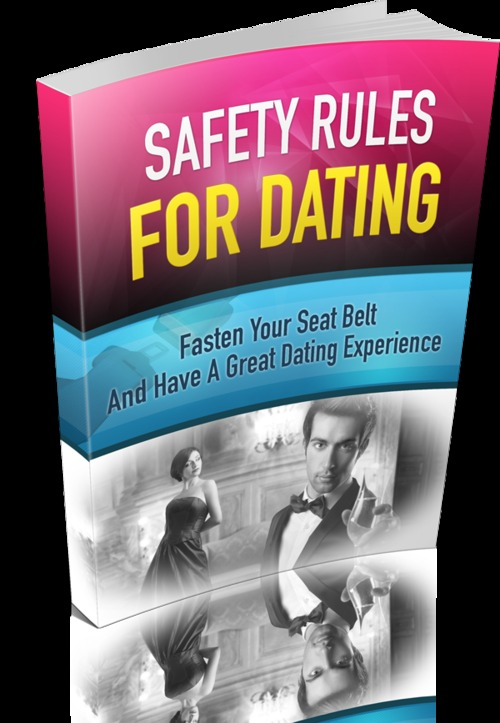 Product picture Safety Rules for Dating Comes with Master Resale